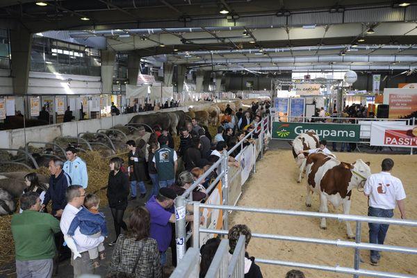Le salon régional de l'agriculture de Tarbes 2021 est annulé.