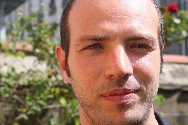 Matthieu Theurier conduira avec Priscilla Zamord, la liste écologiste EELV aux municipales à Rennes.