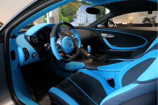 La Divo, descendante de la Bugatti Veyron