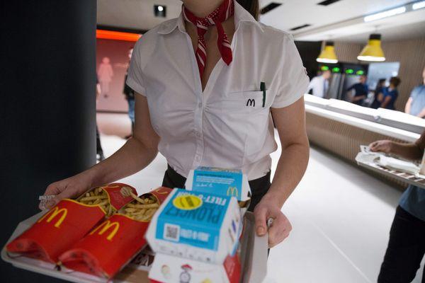 6 fast food sont en grève dans le Val d'Oise et la Seine-Saint-Denis