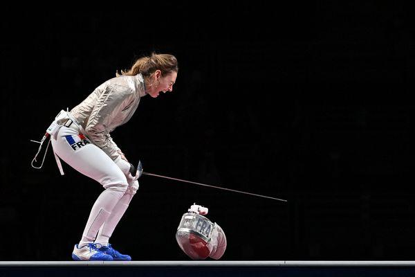 En remportant la médaille de bronze, Manon Brunet prend sa revanche sur les Jeux Olympiques de Rio en 2016. Elle avait terminé la compétition au pied du podium.