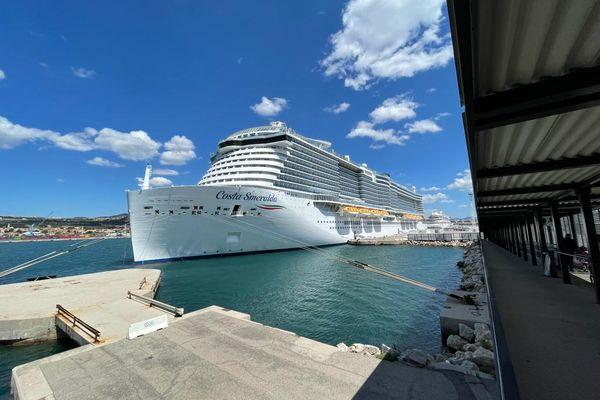 Un cluster a été détecté cette semaine sur le Costa Smeralda, un navire de croisière italien parti de Marseille