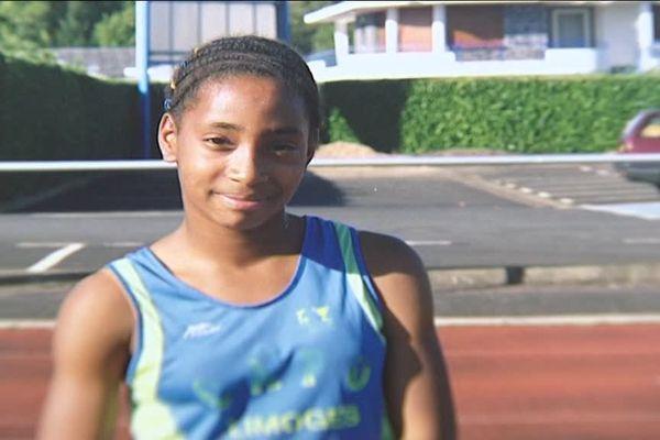 Jeanine Assani-Issouf s'élancera pour ses premiers Jeux Olympiques à Rio samedi 13 août. Retour sur le parcours de la championne de France de triple saut, qui a débuté à Limoges en 1996.