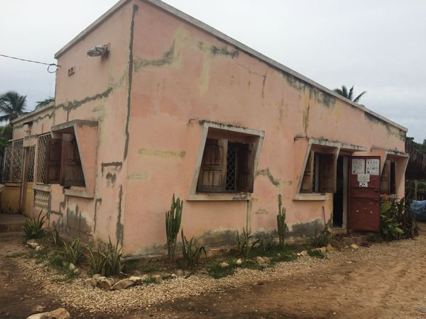 L'école de l'association Enda à Majunga