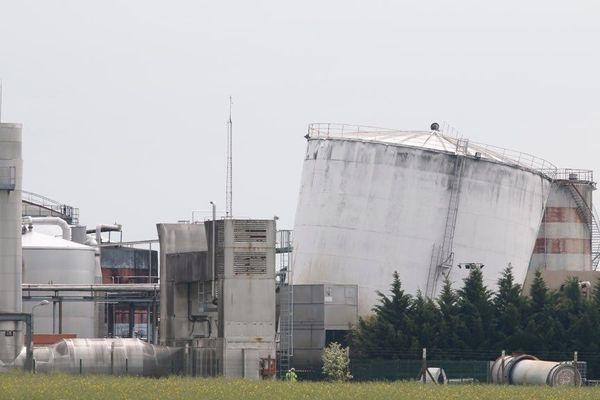 Un autre silo est également en mauvaise posture