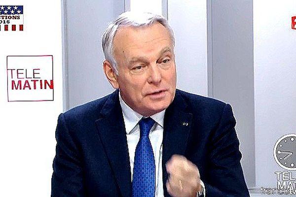 JM Ayrault sur le plateau de Télé Matin pour les 4 vérités le 09 novembre 2016