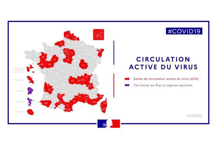 Covid 19 Le Pas De Calais Passe En Zone Rouge