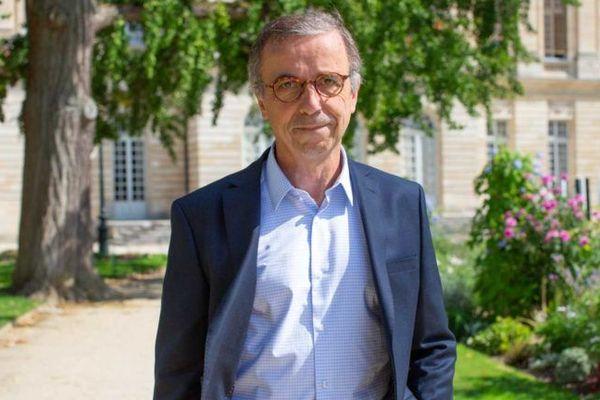 Pierre Hurmic arrivé second au premier tour des municipales 2020, avec 96 voix d'écart avec le maire sortant candidat Nicolas Florian