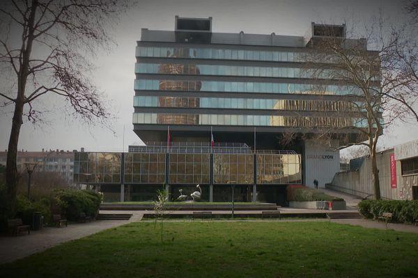 Le siège de la Métropole de Lyon dans le 3e arrondissement