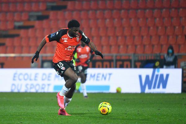 Terem Moffi et le FC Lorient qualifié en coupe de France