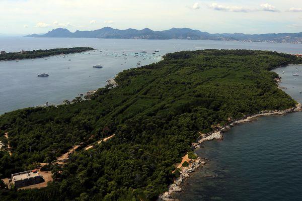 L'île Sainte Marguerite, au large de Cannes permet de très jolies promenades.