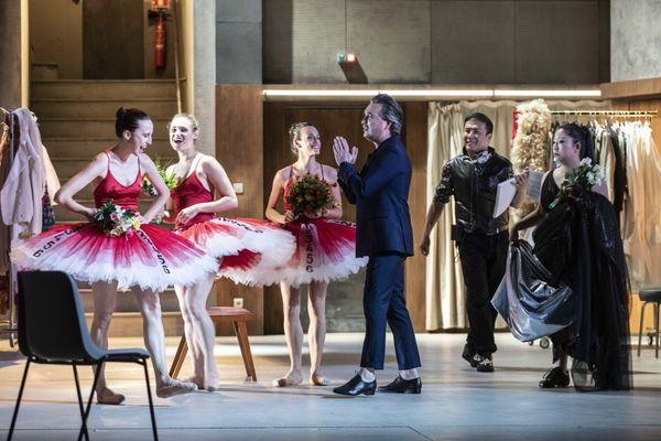 Dans les coulisses de l'Opéra de Lorraine pour les répétitions de Rigoletto.