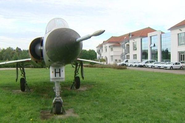 La base aérienne 102 de Longvic (21)