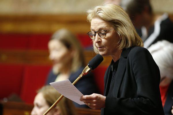 La députée Laure de la Raudière, en mars 2019.