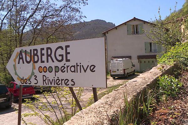 L'auberge coopérative de Pied-de-Borne en Lozère ouvrira aux beaux jours - 14/04/2021