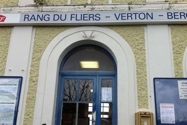 Fabienne Kabou est allée à Berck par la gare de Rang-du-Fliers