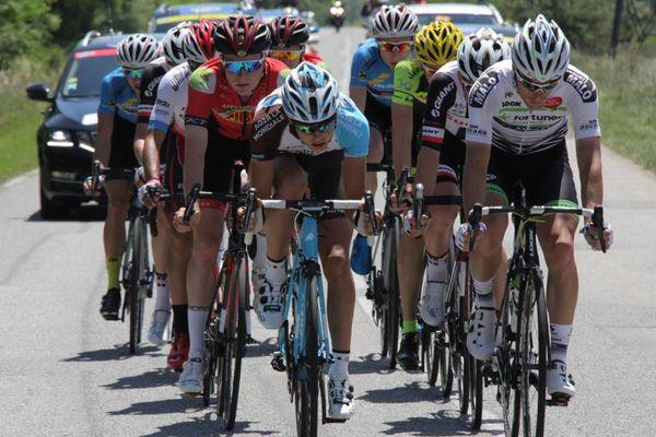 Tour de Savoie Mont-Blanc : l'étape Val-Cenis / Cluses le 16 juin 2017