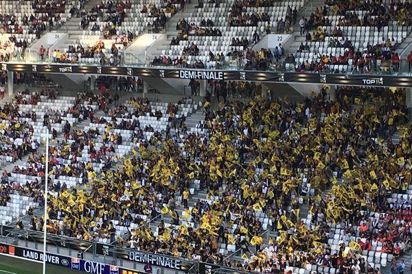 Le stade Matmut  Atlantique à Bordeaux