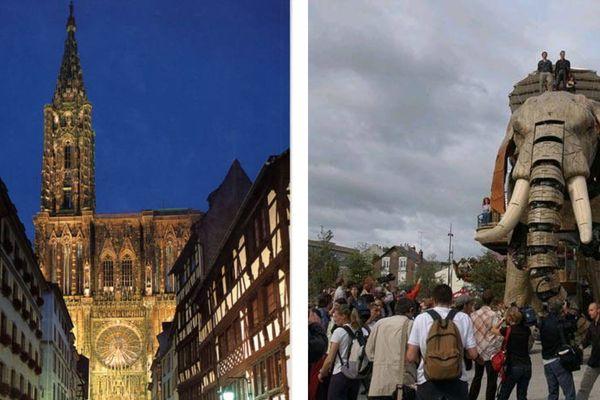 Lyon arrive juste avant Nantes et Strasbourg.  Deux villes devant Lille et Marseille.