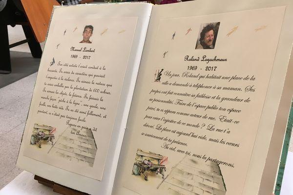 200 personnes ont rendu hommage aux morts de la rue de Nantes