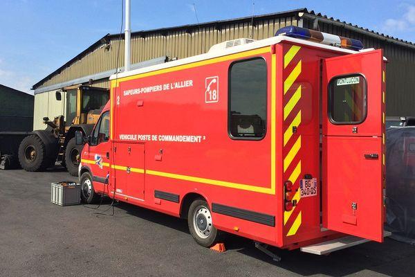 L'enfant de trois ans, percuté par une voiture à Gouise, dans l'Allier, a été transporté d'urgence au CHU Estaing.
