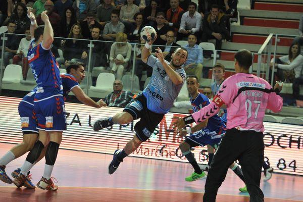 Victoire des Limougeauds 32-30 face aux Bisontins