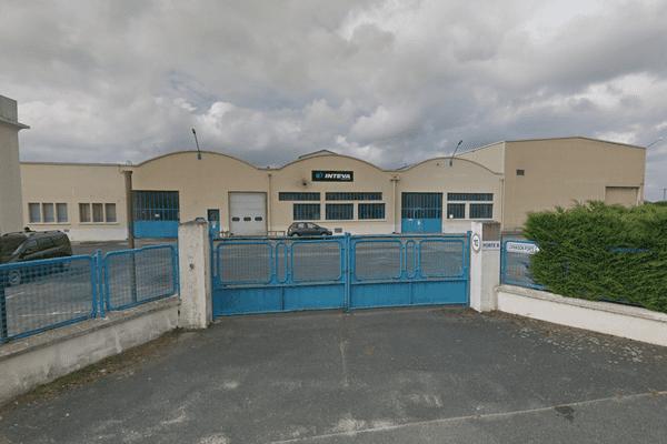 Le site loirétain d'Inteva Products France est situé route d'Orléans à Sully-sur-Loire.