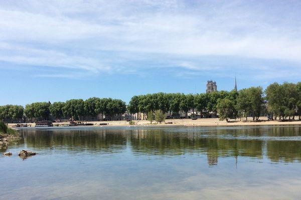 Le beau temps est prévu sur toute la région, comme ce dimanche à Orléans.