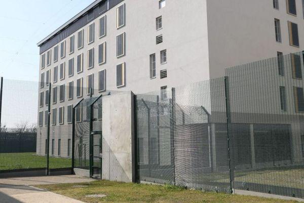 La prison de Luynes