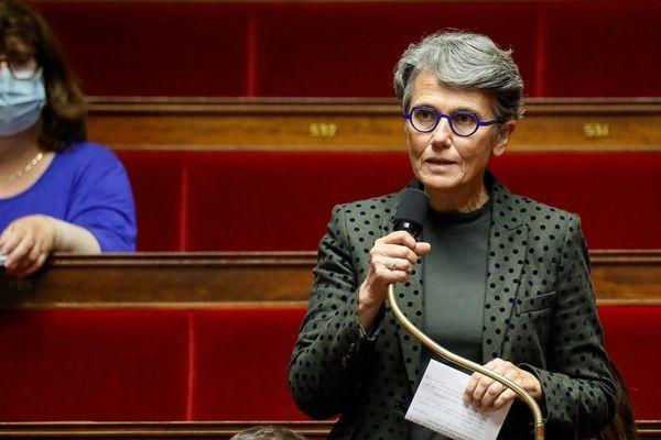 Laurence Dumont, députée (PS) du Calvados
