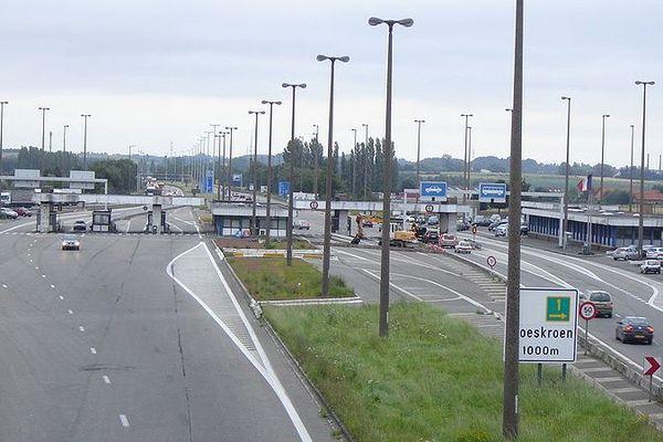 Rekkem : le poste frontière n'existera bientôt plus.