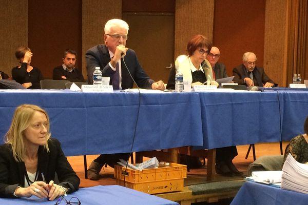 Michel Joubert devient le premier président de la toute nouvelle communauté d'agglomération du Puy-en-Velay