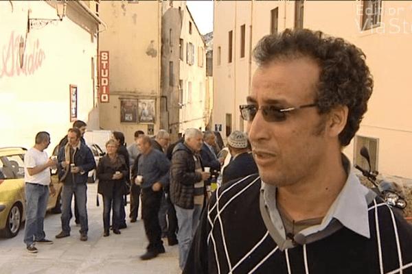 """Amine Sabir, réalisateur """"Le voyage dans la boîte"""""""