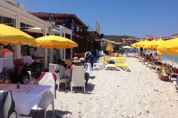 De longs week-ends qui sentent bons les vacances comme ici à L'Ile Rousse, en Balagne.