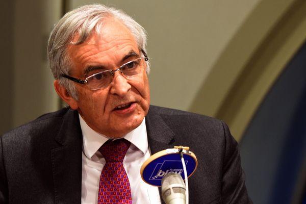Jean-Pierre Marcon est l'invité de Dimanche en Politique.