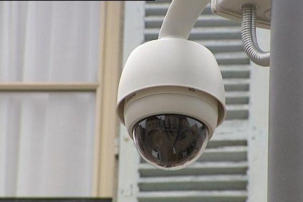 L'une des 24 caméras de surveillance de Gray