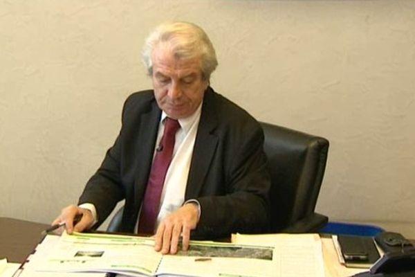 Le maire d'Échirolles (Isère), Renzo Sulli. (Archives)