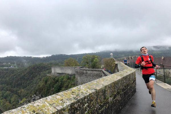 La 17e édition du Trail des Forts à la Citadelle de Besançon