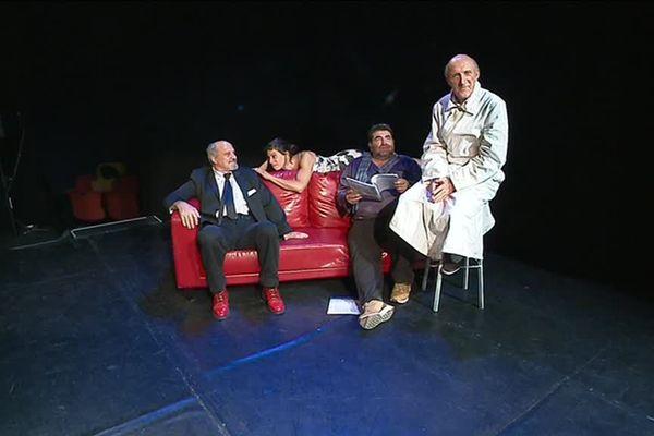 La pièce sera jouée à Avignon du 6 au 28 juillet.
