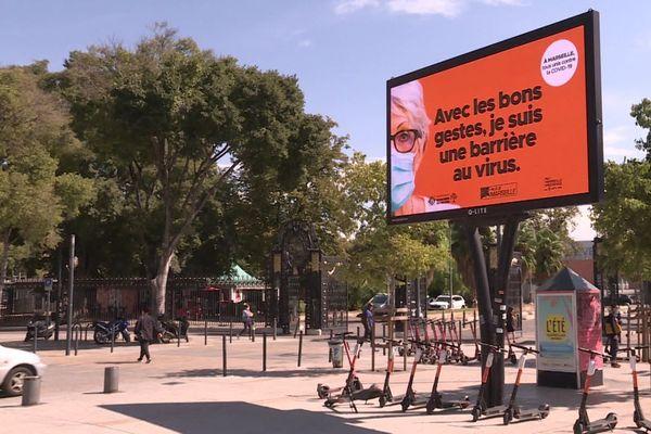 Le préfet a jugé impossible de maintenir la Foire de Marseille qui attire 300.000 visiteurs en 10 jours.