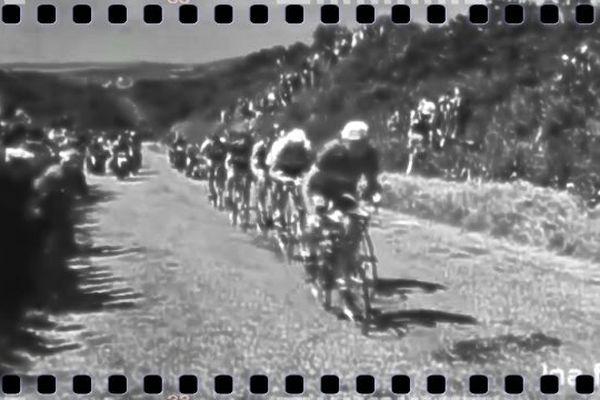 Le tour de France 1955, étape Le Havre-Dieppe