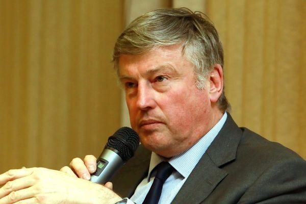 Claude d'Harcourt, nouveau préfet de Loire-Atlantique et des Pays de la Loire