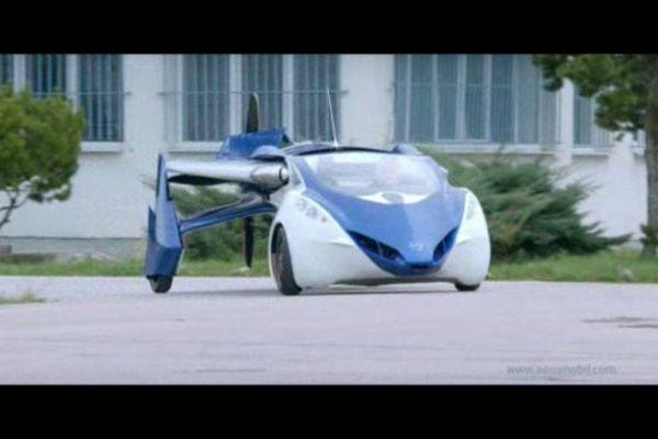 Aeromobil assure que sa voiture volante pourrait être commercialisée d'ici deux ans.