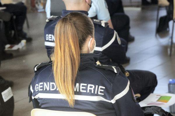 Sur les 652 élèves gendarmes de Châteaulin, 84 ont été testés positifs au coronavirus  au sein de quatredes six compagnies.