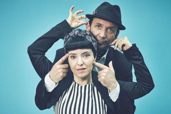 Lili Cros et Thierry Chazelle en concert le 2 octobre à Haute-Goulaine