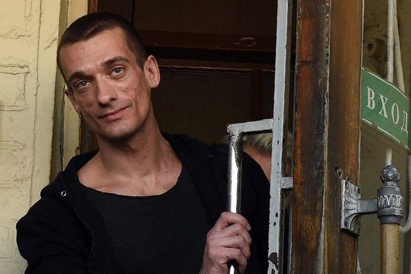 Piotr Pavlenski, un artiste activiste russe, dit être à l'origine de la diffusion des vidéos intimes associées à Benjamin Griveaux.