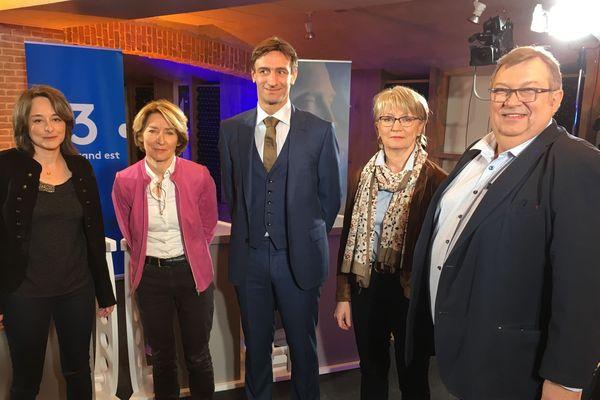 Les candidats aux élections municipales à Langres