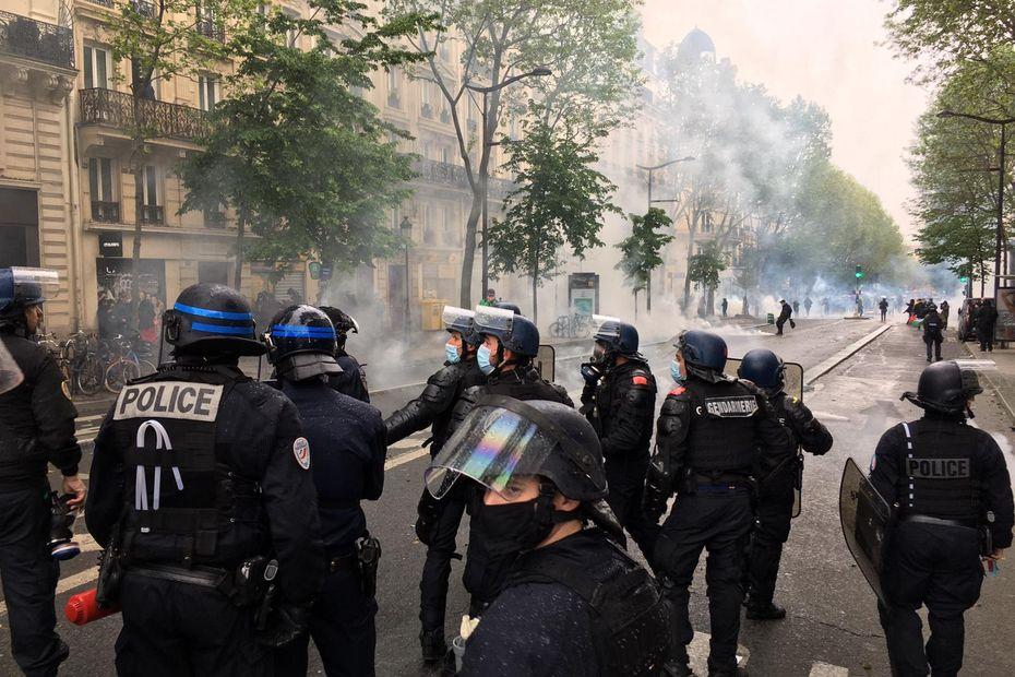 Malgré son interdiction par la justice, les organisateurs maintiennent la manifestation pro-palestinienne à Paris