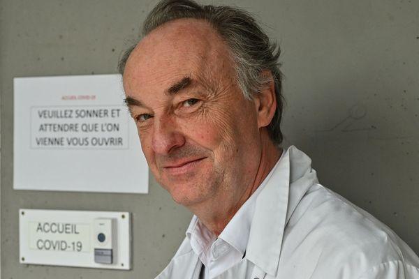 Le professeur Bruno Lina est virologue au CHU de Lyon et membre du conseil scientifique.