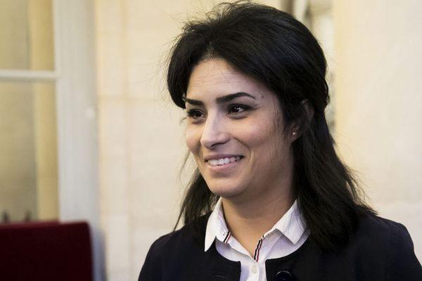 La députée LREM de la Manche Sonia Krimi